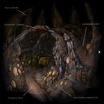 Leviathan interior