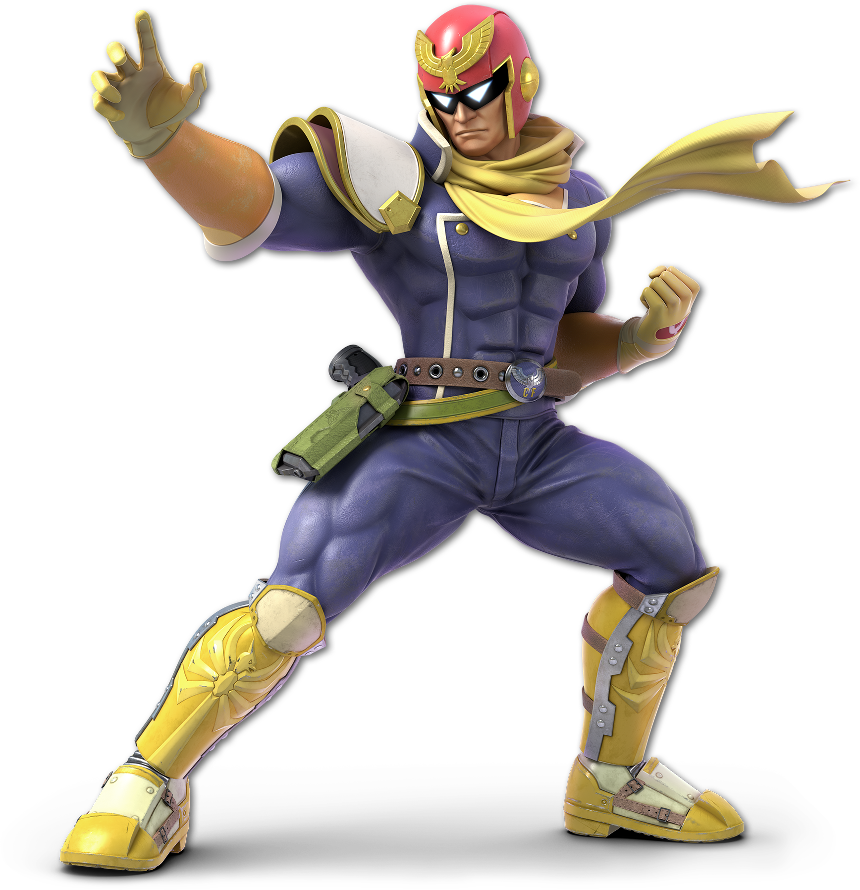 Image - SSB Ultimate Captain Falcon render.png   Wikitroid ...