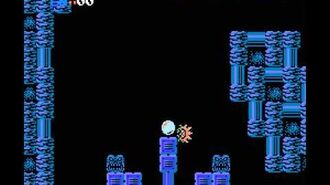 Video Game Deaths Metroid (NES) (Death Animation Game Over)