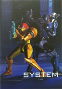 Manual Oficial de Nintendo para Metroid Other M sistema