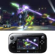 Metroid Blast gameplay 1