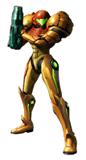 Brawl Sticker Samus (Metroid Prime 2 Echoes)