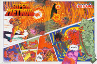 Super Metroid Comic