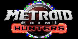 Metroid Prime Hunters logo mph