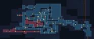 Metroid Samus Returns area 2 map