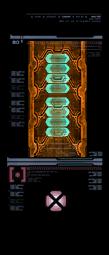 Pista Magnética escaneo izquierda mp3c