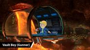 Cápsula de Seguridad con Vault Boy ssbu