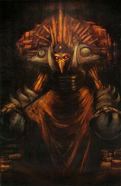 Chozo Metroid Prime