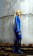 Jenni Källberg Zero Suit