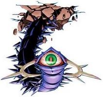 King Worm Artwork 01