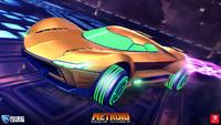 Rocket League Gunship Color 01 ETC