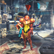 Samus Monster Hunter