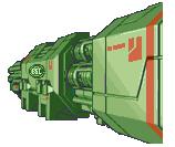 Biologic's vessel side view