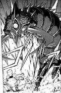 Bomb Guardian manga