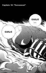 Manga 2002 capitolo 16 copertina