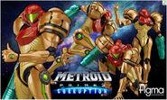 Metroid Prime 3 Figma flyer