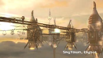 SkyTown Elysia