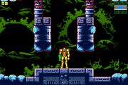 Koma (Metroid Zero Mission)