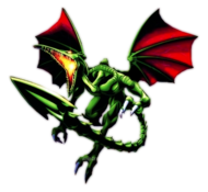 Ridley (Metroid Zero Mission) Artwork 01