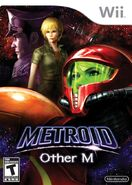 Metroid Other M Boxart