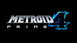 Metroid Prime 4 teaser logo