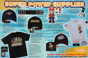 Nintendo Power Super Power Supplies 2002 catalog