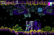 X Azul en el Sector 6 captura MF