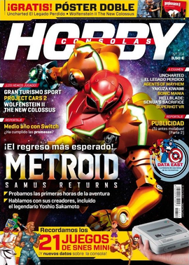 Hobby Consolas 314 cover