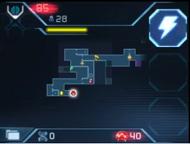 Metroid Alfa en Superficie localizacion msr