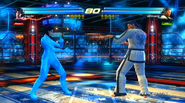 Zero Suit Tekken Tag Tournament 2 - fight