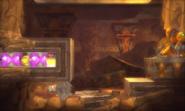 Metroid Samus Returns Chozo Statue (Area 1) Broken Chozo Statue (Spider Ball Statue Chamber Missile Tank)