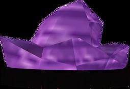 Modelo-Cristal de Elevación Oscuro
