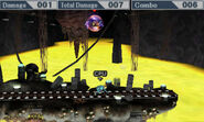 SSB3DS Samus Screw Attack 2