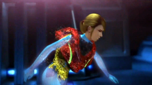 Zero Suit Samus Varia Materialisation