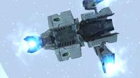 Galactic Federation dropship