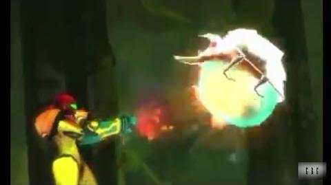 Metroid Samus Returns - Metroid Alpha