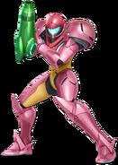 SSBU Samus Alt. Costume - Missile Suit
