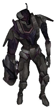 Dark Missile Trooper