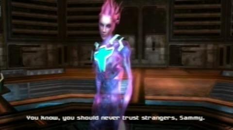 Metroid Prime 3 Corruption - Gandrayda