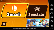 SSBU Smash and Spectate