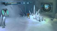 Ice bridge cavern - other side