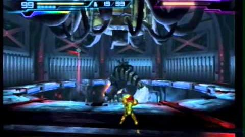 Metroid Other M - Nightmare