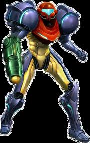 Samus Gravity Prime