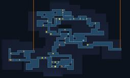 Mapa Área 6 msr