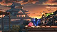 Samus Oscura Ridley y Kirby tweet de Sakurai ssbu