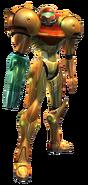Transparent Samus Metroid Prime