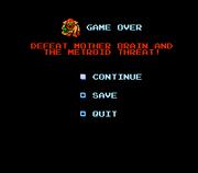 Famicom Game Over