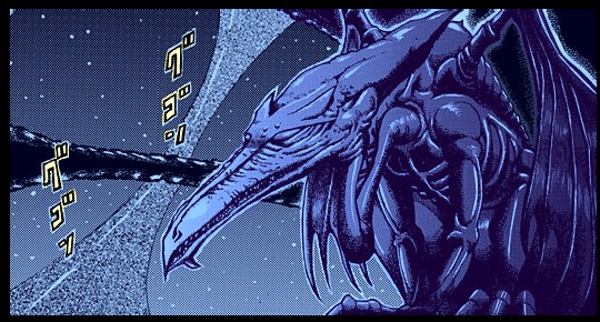 Ridley As He Appears In The Metroid E Manga