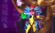 Samus Returns Samus receives new Metroid data