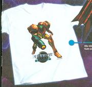 Camiseta Metroid Prime 2 Echoes